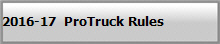2016-17  ProTruck Rules